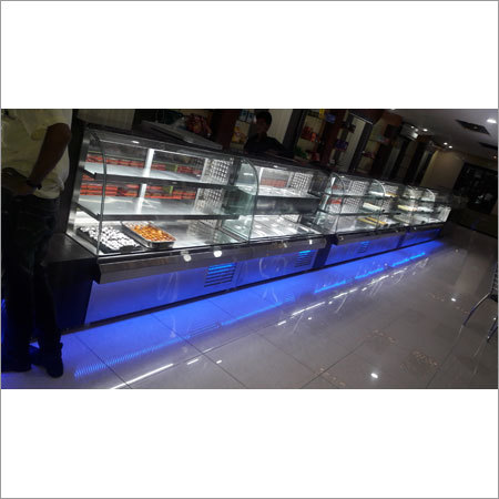 Bakery Cold Display Counter