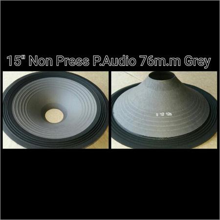 Non Press P Audio Grey