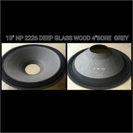 NP Deep Glass Wood Bore Grey