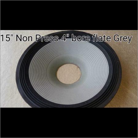 Non Press Bore Flate Grey
