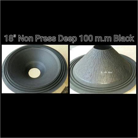 Non Press Deep 100 MM Black