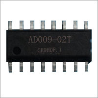 AD009 02T Remote Control Integrated Circuits