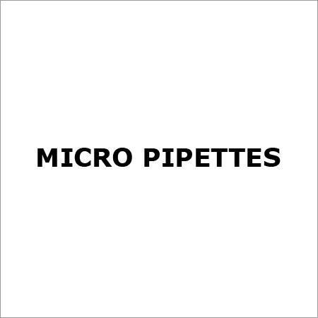 Micro Pipettes
