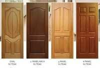 Veneered Moulded Panel Doors