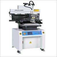 2017 Semi-auto solder paste printer s400