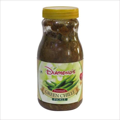 Green Chilli Pickle