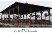 25x50 Feet Rectangular Gazebo