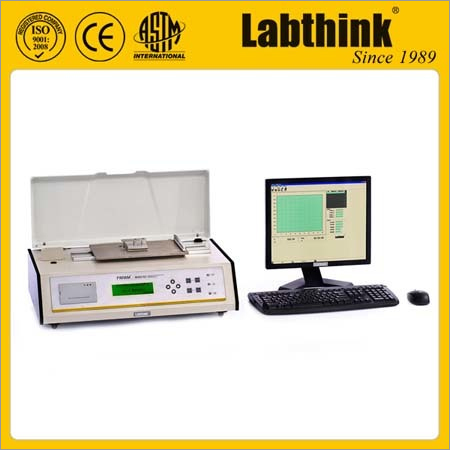 Coefficient of Friction Test Measurement
