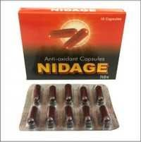 Anti-oxidant Capsules with Vitamin A, E, C & Minerals