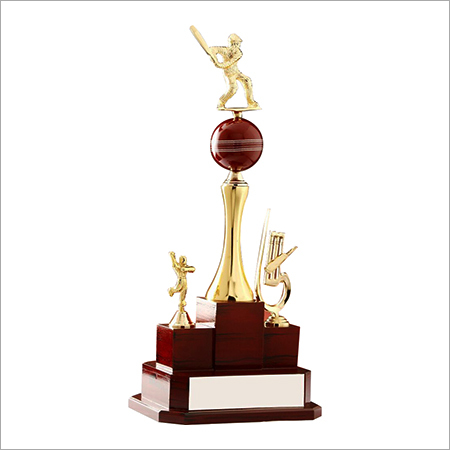 Golden Cricket Trophy