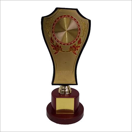 Golden Plastic Trophy