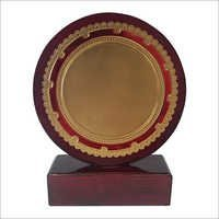 Modern Wooden Trophy