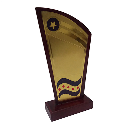 Extra Large Wooden Trophy