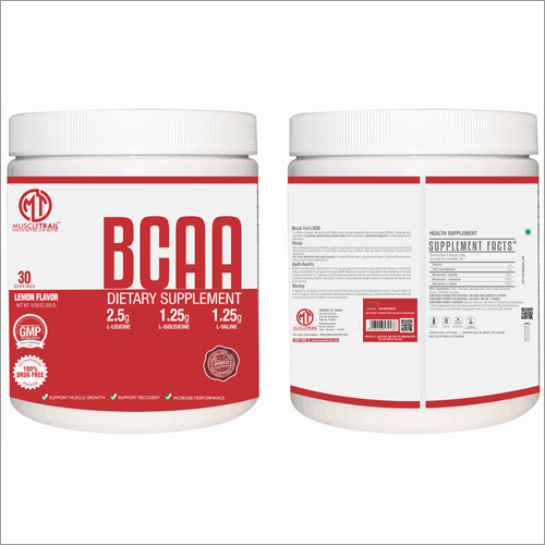BCAA Dietary Supplement