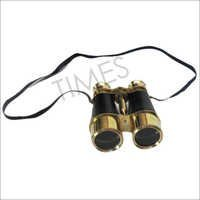 Nautical Binocular With Leather Belt