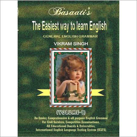 English Books Publishing Services