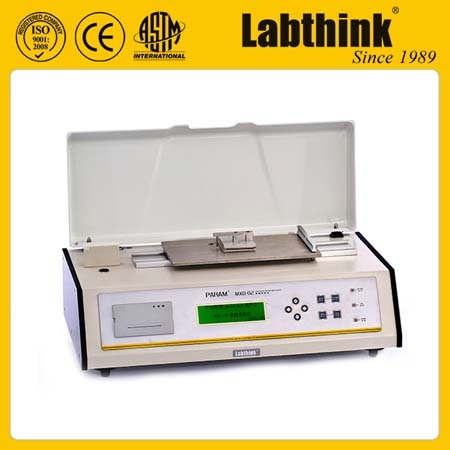 Kinetic Coefficient of Friction Tester
