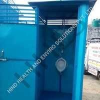 Prefabricated Toilet Cabin
