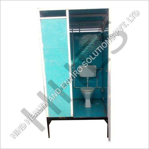 Single Seater Portable Toilet