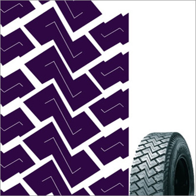Zeta Track Tyre Rubbers