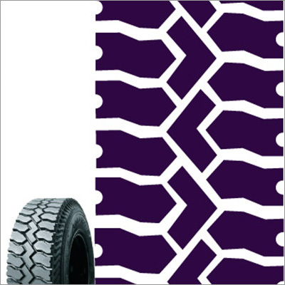 Semi Lug V Tyre Rubber
