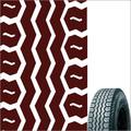 Semi Rib Tyre Rubber