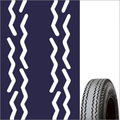 Economic Rib Tyre Rubber