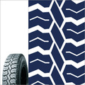 Cross Bar Tyre Rubber