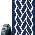 Super Miler Tyre Rubber