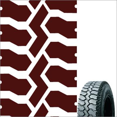 Semi Lug Pattern Tyre Rubber
