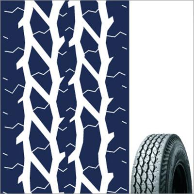 Teeson Diamond Radial Tyre Rubber