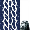 Teeson Diamond Radial Tyre Rubber