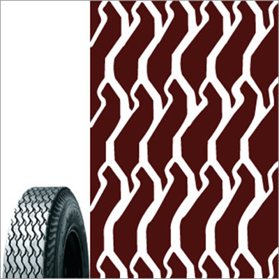 King Track Tyre Rubbers