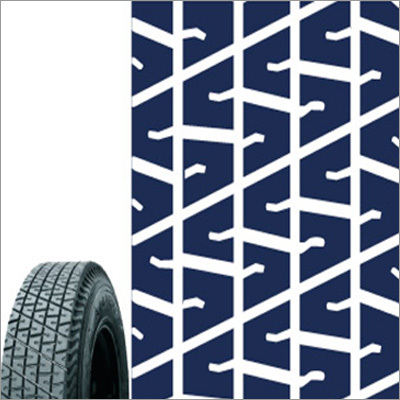Maruti Radial Tyre Rubber