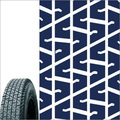 Maruti Radial Tyre Rubber