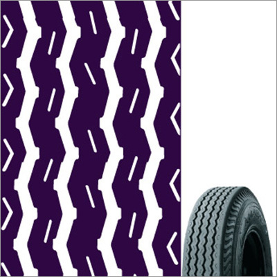Rubber Tyre Rib