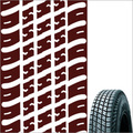 Ms Radial Tyre Rubber