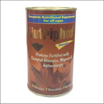 Proteins Fortified with Essential Vitamins, Minerals & Antioxidants