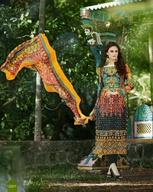 Cotton summer wear suits