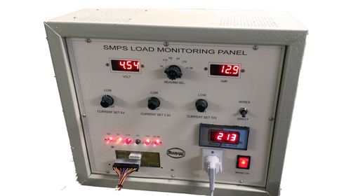 SMPS Load Monitor Panel