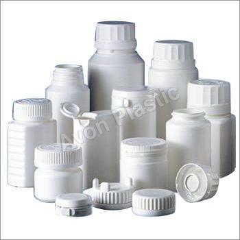 HDPE Jars & Bottles
