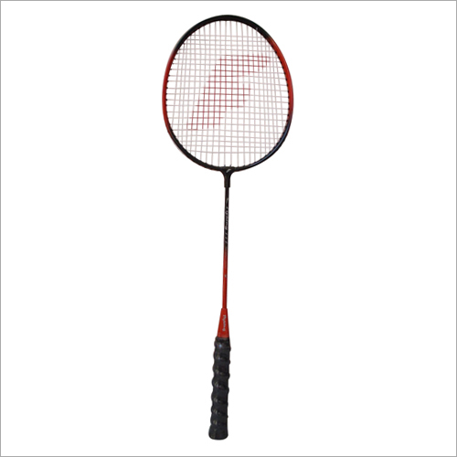 Steel Shaft Badminton Racket