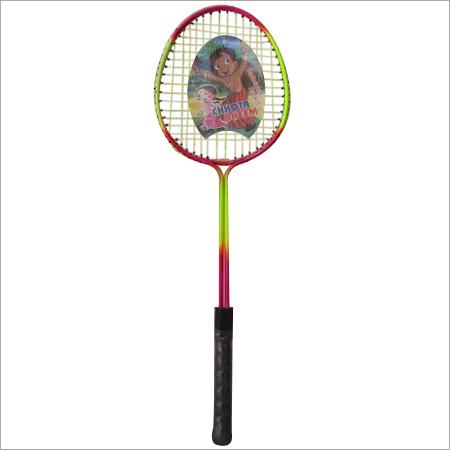 Twin Shaft Steel String Badminton Racquets