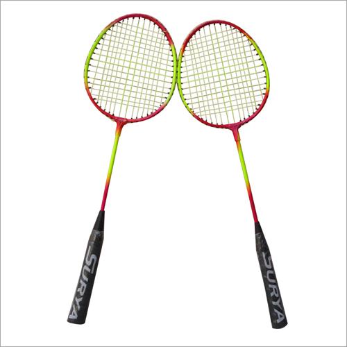 Colored Badminton Racket
