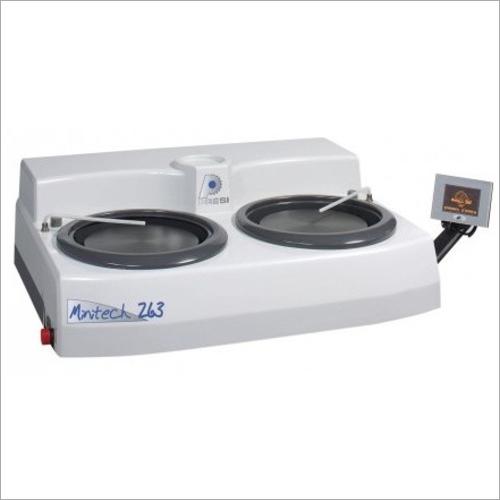 Minitech 263 Polishing Machine