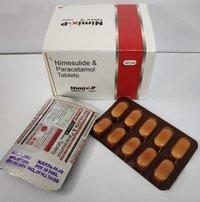 Nimesulide & Paracetamol Tablets