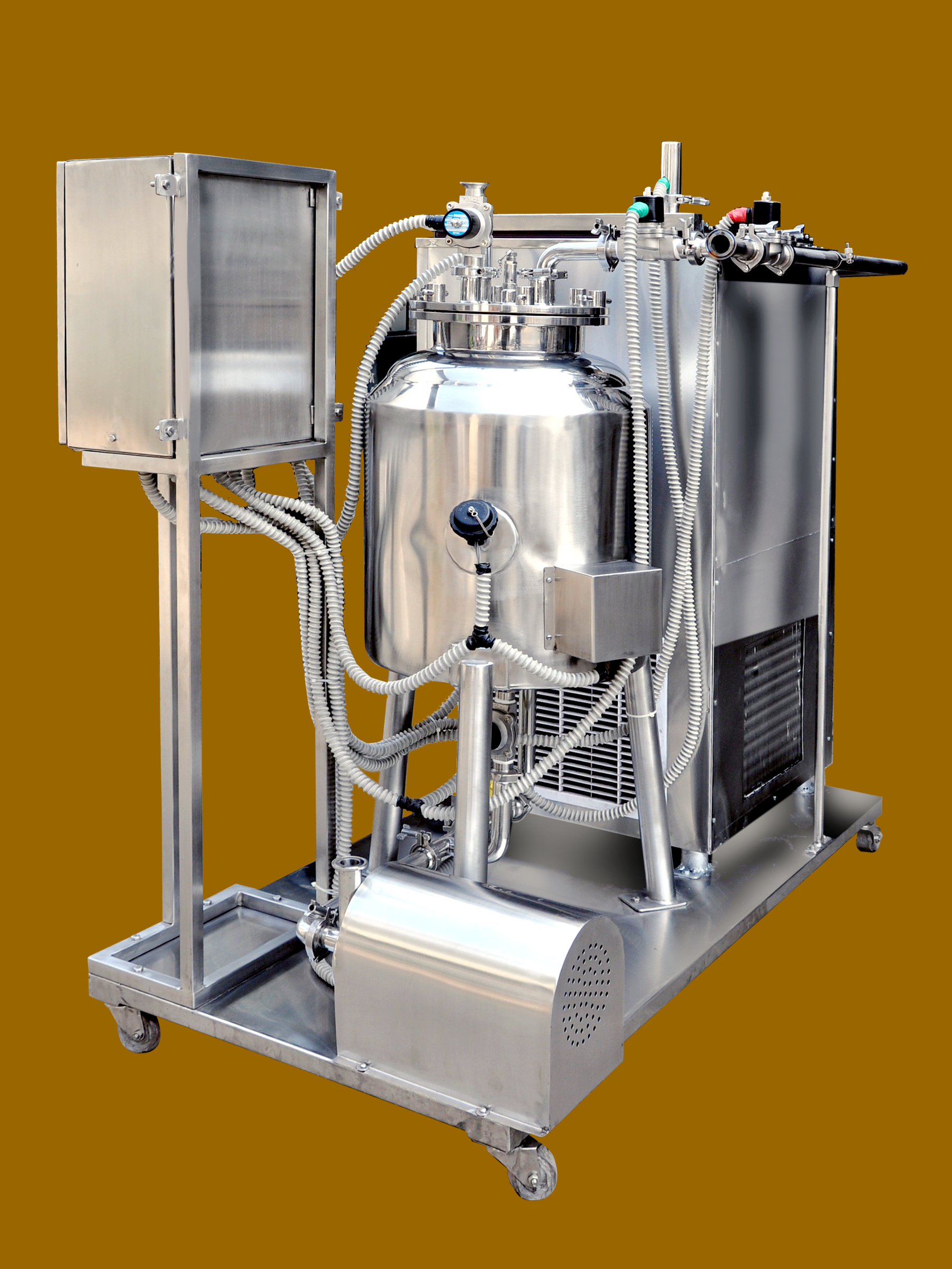 Hot & Cold Water System