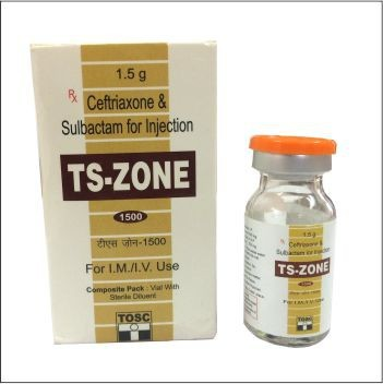 Ceftriaxone & Sulbactum For Injection