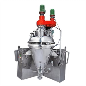 Conical Mixer Dryer