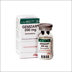 Gemzar 200 Mg Injection